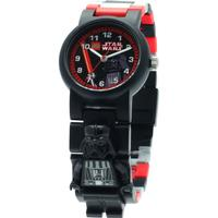LEGO Watches LEGO - Kids Link Watch - Star Wars - Dart Vader with Mini Figure (8020417)