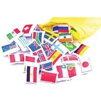 Oskar & Ellen Flags
