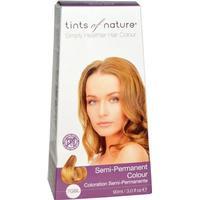 Tints of Nature Semi-Permanent Hair Colour #7GBLgolden Blonde