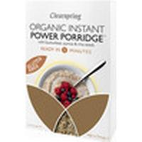 Clearspring Instant power porridge with quinoa and buckwheat