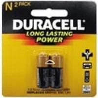 Duracell N Alkaline 825mAh 2-pack