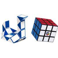 Rubiks Cube - Giftbox Duo - New 3x3 + Twist Snake (77204)