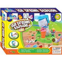 Modellervoks, Ice Cream Station