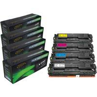 Tonerkassett Optimum Set CF40X HP 201 OPT40MULT