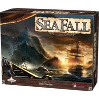 Plaid Hat Games SeaFall: A Legacy Game (Engelska)
