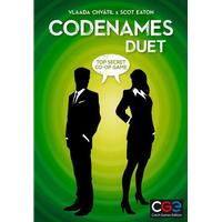 Czech Games Edition Codenames Duet