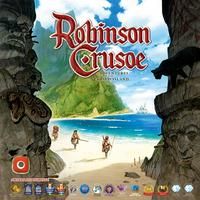 Portal Games Robinson Crusoe: Adventures on the Cursed Island (Engelska)