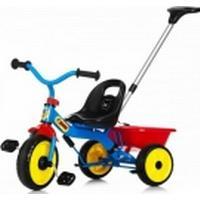 Nordic Hoj Bamse Trehjuling med handtagsstång