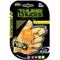 Zing Thumb Chucks - Yellow