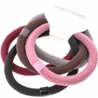 Everneed Anne Soft Rubber Bands 5 Pieces Mixed Colors 5220