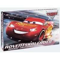Disney Pixar Biler 3 Julekalender