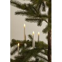 Sirius Carolin 4 Light Juletræsbelysning