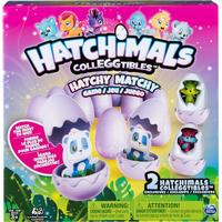 Spin Master Hatchimals Hatchy Matchy Game with Two Exclusive Colleggtibles