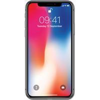 Apple iPhone X 64 GB Space Grey EU 20 timer + 30 GB