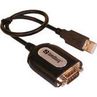 Sandberg USB A - VGA Adapter 0.3m