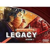 Pandemic Legacy: Season 1 Red