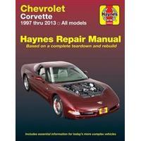 Haynes Chevrolet Corvette Automotive Repair Manual (Pocket, 2017)
