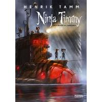 Ninja Timmy och de stulna skratten (E-bok, 2016)