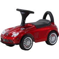 Mercedes SLR Gåbil (Bobby car) Röd Lackerad