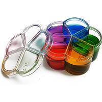 iSecrets Flower Power Slime - 5 färger i ett paket