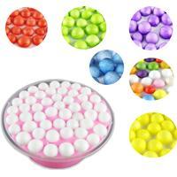 iSecrets Fluffy slime big beads - 8 färger