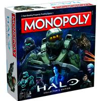 Monopoly: Halo Collector's Edition (Engelska)
