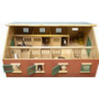 Kids Globe Horse Stable with 7 Boxes for Horses 610595