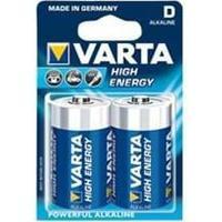 Varta High Energy D LR20 2-pack