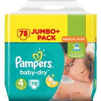 Pampers Baby Dry Size 4 Maxi