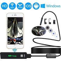 Vandtæt 8mm USB Endoskop / Inspektionskamera YPC110 - 5m