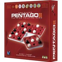 Mindtwister Games Pentago Travel Edition Resespel