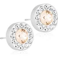 Blomdahl Skin-Friendly Medical Titanium Earrings w. Crystals - 0.8cm (15‑1465‑65)  - Hitta bästa pris 32436142e8fd6