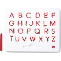 Magnatab A-Z - Magnetisk skrivplatta