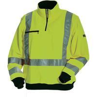 Tranemo workwear Sweatshirt CE-ME - L 55 gul