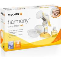 Medela Harmony Pump and Feed Set