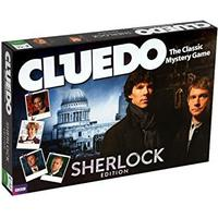 Cluedo Sherlock Edition (Engelska)