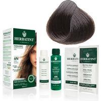 Herbatint Permanent Herbal Hair Colour #4N Chestnut