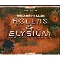 Fryxgames Terraforming Mars: Hellas & Elysium