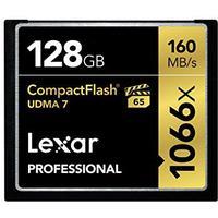 Lexar Media Compact Flash Pro UDMA 7 128GB (1066x)