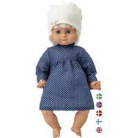 Skrållan Lillan Talk Doll Try Me Light 161110