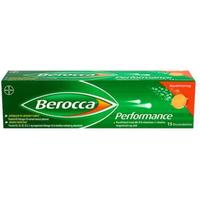 Bayer Berocca Performance - 15 brustabletter