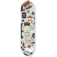 Choke skateboard Beer