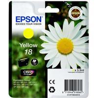 Epson (C13T18044010) Original Bläckpatron Gul 3.3 ml