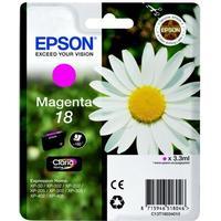 Epson (C13T18034010) Original Bläckpatron Magenta 3.3 ml