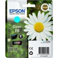 Epson (C13T18024010) Original Bläckpatron Cyan 3.3 ml