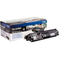 Brother (TN326BK) Original Toner Sort 4000 Sidor