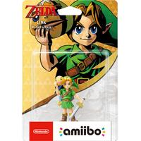 Nintendo Amiibo The Legend of Zelda Link - Majora's Mask