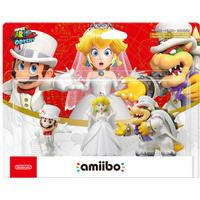 Nintendo Amiibo Mario Odyssey in Wedding Outfit
