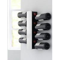 Wine&Dine Vinreol til væg - 8 flasker