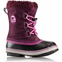 Sorel Children's Yoot Pac Nylon Boot Purple Dahlia (60027-20)